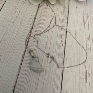 New mini natural stone necklace